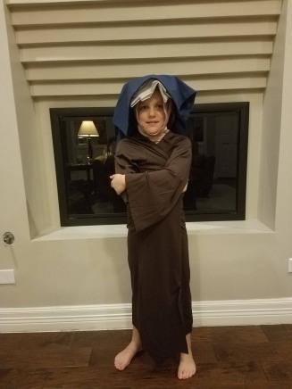 cassie the nun